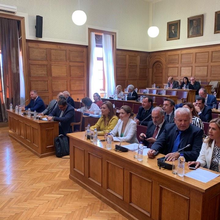 Στέλλα Μπίζιου: Στόχος μας είναι η πλήρης ανασύνταξη του συστήματος Υγείας προς όφελος των πολιτών