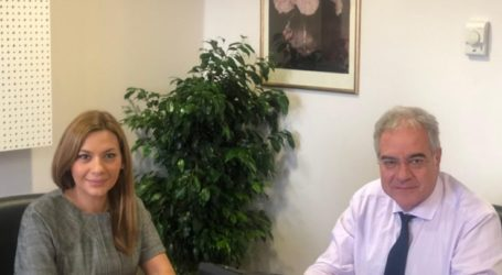 Στέλλα Μπίζιου: Συνεργασία για να ικανοποιήσουμε τις ανάγκες των πολιτών στον χώρο της Υγείας