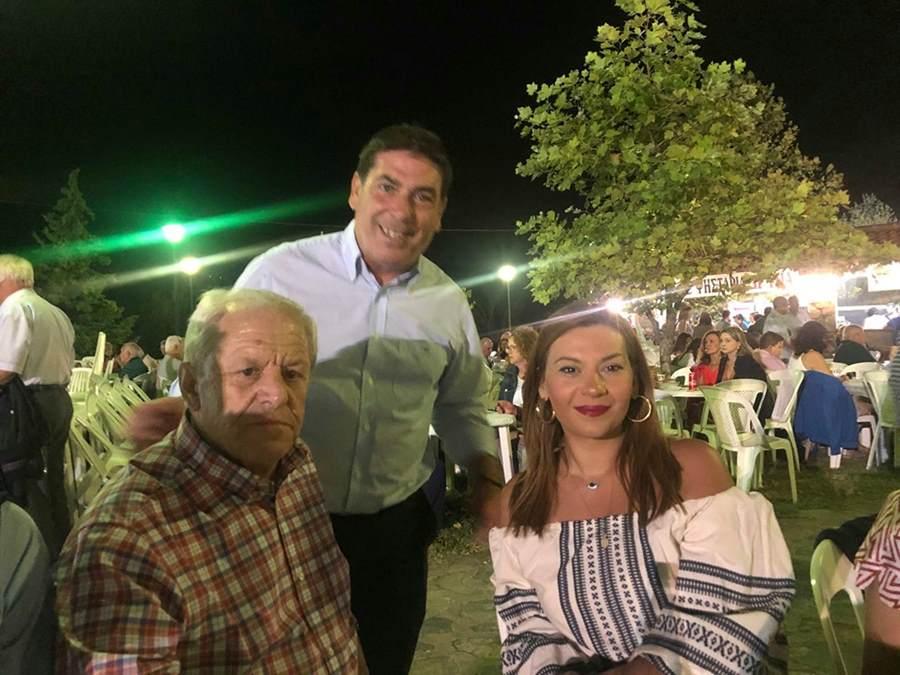 Στέλλα Μπίζιου από Ραψάνη: Στηρίζουμε τον Έλληνα οινοποιό