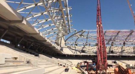 Η καλημέρα της ΑΕΚ από την «Αγια-Σοφιά» που αποκτά μορφή (video) – Ποδόσφαιρο – Super League 1 – A.E.K.