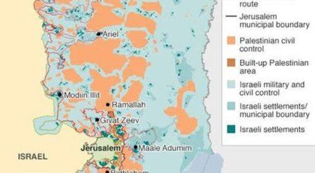 Η Παλαιστινιακή Αρχή επικαλείται κυριαρχία σε ολόκληρη τη Δυτική Όχθη