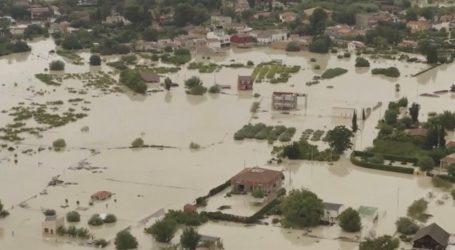 Στους πέντε οι νεκροί από τις πλημμύρες στη νοτιοανατολική Ισπανία