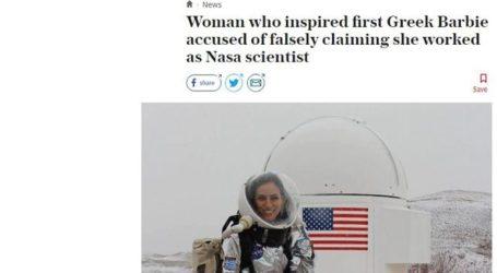 Η NASA πήρε θέση για την Ελένη Αντωνιάδου
