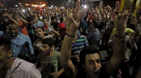 Τουλάχιστον 373 άνθρωποι συνελήφθησαν σε αντικυβερνητικές διαδηλώσεις στην Αίγυπτο