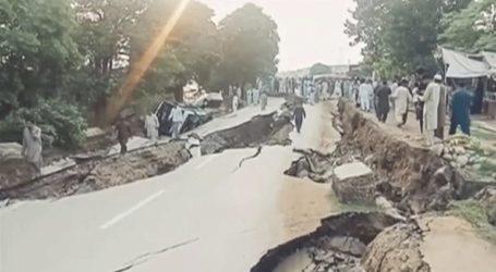 Τουλάχιστον οκτώ νεκροί και δεκάδες τραυματίες από τον ισχυρό σεισμό των 5,8R