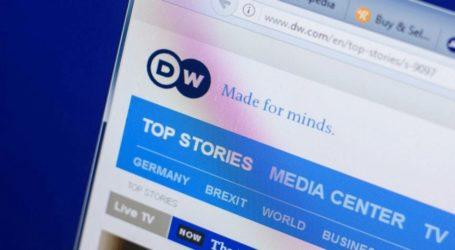 Μόσχα Vs Deutsche Welle