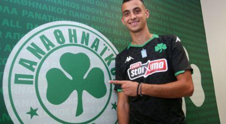 Νέο συμβόλαιο στον Παναθηναϊκό ο Σέχου – Ποδόσφαιρο – Super League 1 – Παναθηναϊκός
