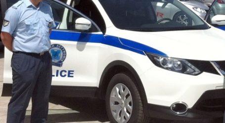 Δωρεά νέου περιπολικού στον Αστυνομικό σταθμό Ζαγοράς
