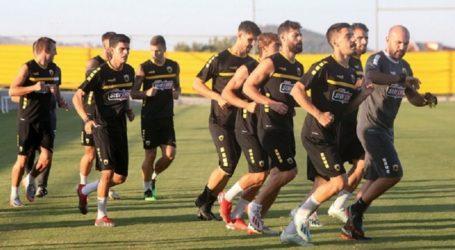 Συνέχισαν με ατομικό οι Μάνταλος και Ολιβέιρα – Ποδόσφαιρο – Super League 1 – A.E.K.