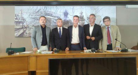 Ο Βασίλης Πινακάς πρόεδρος του νέου Περιφερειακού Συμβουλίου Θεσσαλίας – Δείτε το νέο προεδρείο (φωτο)