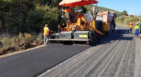 Στην αποκατάσταση του οδικού δικτύου στο τμήμα Ανήλιο –Τσαγκαράδα προχωρά η Περιφέρεια Θεσσαλίας