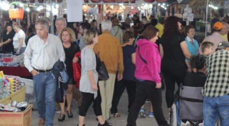 Μεγάλη επιχείρηση κατά του παρεμπορίου στο παζάρι της Λάρισας