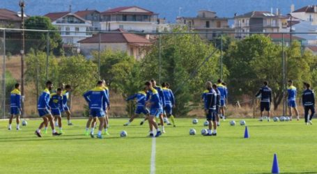 Ντεμπούτο για Μουνάφο κόντρα στην Ξάνθη – Ποδόσφαιρο – Super League 1 – Αστέρας Τρίπολης
