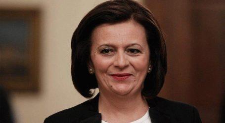 Παραιτήθηκε από το Εθνικό Συμβούλιο Οδικής Ασφάλειας η Μ. Χρυσοβελώνη
