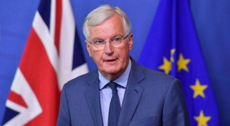 Ο Μπαρνιέ «δεν αισιοδοξεί» ότι θα αποφευχθεί η αποχώρηση της Βρετανίας χωρίς συμφωνία