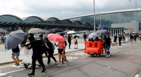 Διαδηλωτές προσπάθησαν να αποκλείσουν την πρόσβαση προς το αεροδρόμιο