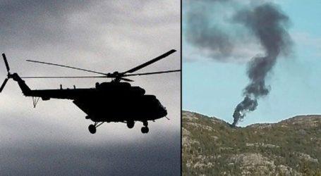 Συνετρίβη ελικόπτερο στη Νορβηγία – Έξι νεκροί