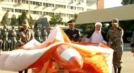 Η Τεχεράνη παρουσίασε drone «ικανό να επιχειρεί και πέρα από τα σύνορα του Ιράν»