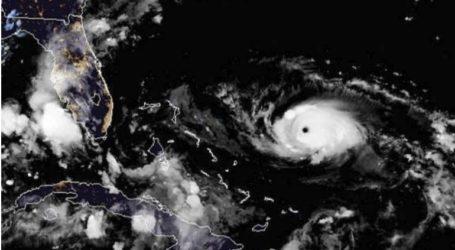 Αναβαθμίστηκε στην κατηγορία 5 ο τυφώνας Ντόριαν που πλησιάζει τις Μπαχάμες