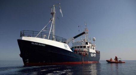 Η Ιταλία απαγόρευσε σε πλοίο της ΜΚΟ Sea-Eye να μπει στα χωρικά ύδατα της χώρας