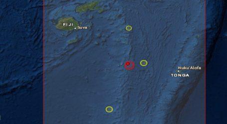 Σεισμός 6,7 Ρίχτερ στα νησιά Φίτζι