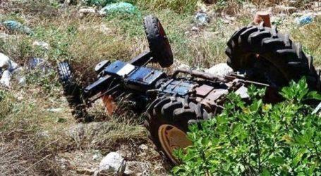 Νεκρός 78χρονος αγρότης που καταπλακώθηκε από το τρακτέρ του