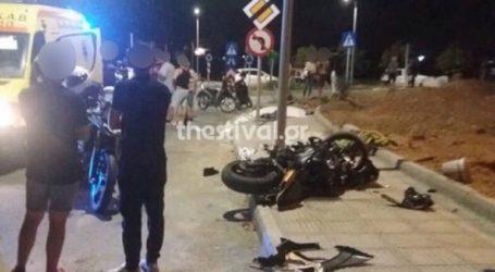 Νεκροί δύο νεαροί σε τροχαίο με μοτοσικλέτα