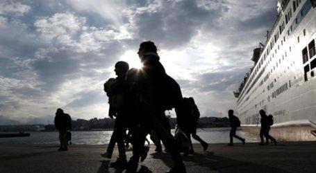 Αναχωρούν με δύο πλοία από τη Μυτιλήνη 1.500 αιτούντες άσυλο