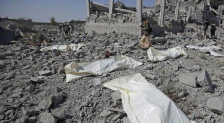 Τουλάχιστον 130 άνθρωποι θεωρούνται νεκροί μετά τον αεροπορικό βομβαρδισμό στην Ντάμαρ