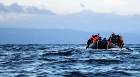Εντοπίστηκε σκάφος με 58 πρόσφυγες