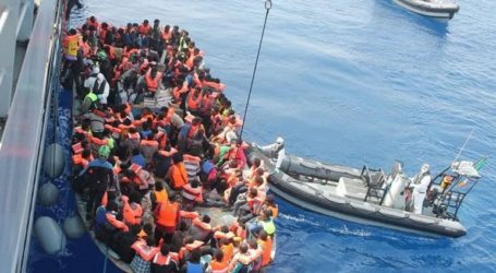 Σχεδόν 200 μετανάστες διασώθηκαν στο Στενό του Γιβραλτάρ και στη Θάλασσα του Αλμποράν