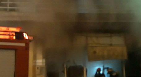 Κάηκε σπίτι στον Πόρο Ηρακλείου