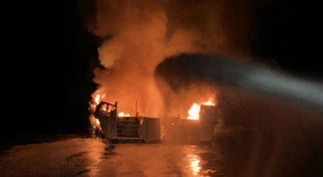Τουλάχιστον 8 νεκροί, 26 αγνοούμενοι από την πυρκαγιά σε αγκυροβολημένο πλοίο