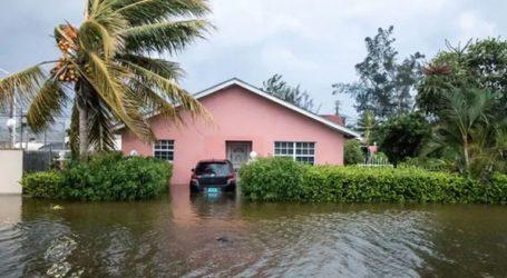 Ο κυκλώνας Ντόριαν υποβαθμίστηκε στην κατηγορία 3