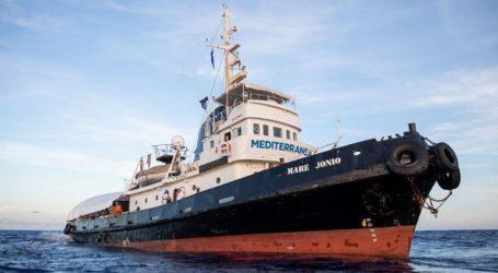 Κατασχέθηκε το πλοίο Mare Jonio