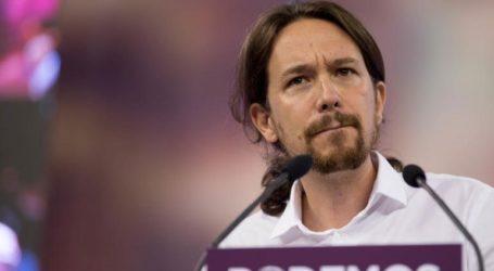Ο επικεφαλής του Podemos λέει πως μια κυβέρνηση συνασπισμού είναι η μοναδική επιλογή