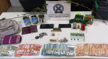Δύο συλλήψεις για ξυλοδαρμό, εμπρησμό, πυροβολισμούς και διακίνηση ναρκωτικών