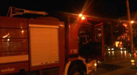 Φωτιές σε αυτοκίνητα – Δύο περιστατικά σε Ασπρόπυργο και Κασσάνδρα