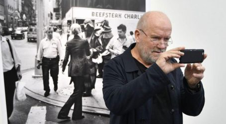 Πέθανε ο φωτογράφος μόδας Πέτερ Λίντμπεργκ