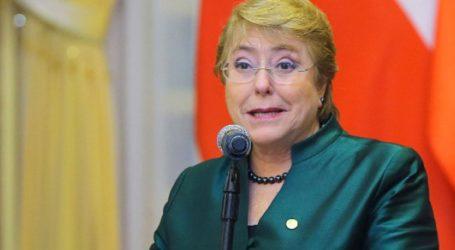 Η Ύπατη Αρμοστής των Ανθρωπίνων Δικαιωμάτων του ΟΗΕ Μ. Μπατσελέτ νέος στόχος του Μπολσονάρου
