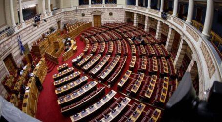Συζητείται σήμερα στη Βουλή το νομοσχέδιο για την ανάπλαση στο Μάτι