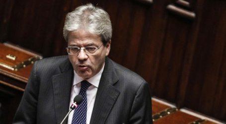 Η ιταλική κυβέρνηση όρισε τον Πάολο Τζεντιλόνι για την θέση του ευρωπαίου επιτρόπου