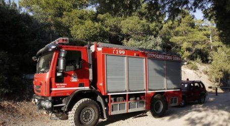 Υψηλός κίνδυνος εκδήλωσης πυρκαγιάς για αύριο Παρασκευή