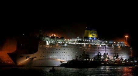 Από βραχυκύκλωμα προκλήθηκε η πυρκαγιά στο πλοίο «Ελευθέριος Βενιζέλος»