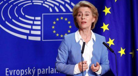 Την Τρίτη παρουσιάζει τη νέα Ευρωπαϊκή Επιτροπή η Ούρσουλα φον ντερ Λάιεν