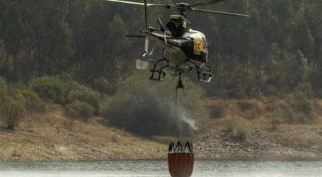 Πιλότος ελικοπτέρου σκοτώθηκε ενώ συμμετείχε σε κατάσβεση πυρκαγιάς