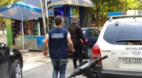 Συλλήψεις πέντε ατόμων στα Εξάρχεια για διακίνηση ναρκωτικών