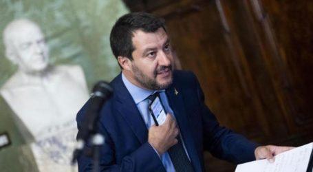 Δικαστική έρευνα κατά του Ματέο Σαλβίνι για συκοφαντία