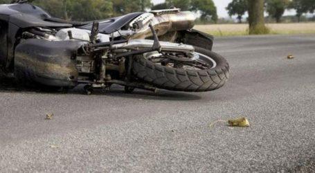 Ένας νεκρός έπειτα από σύγκρουση ΙΧ με μοτοσικλέτα