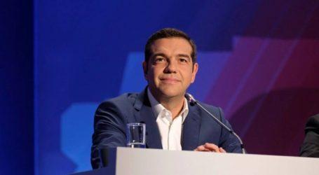 Στο forum του think tank European House Ambrosetti στο Τσερνόμπιο ο Αλέξης Τσίπρας